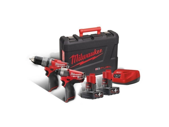 2 M12 FUEL™ powerpack M12 PP2A milwaukee
